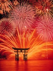 japan vuurwerk