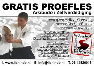 aikibudo zelfverdediging